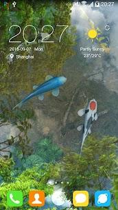Water Garden Live Wallpaper MOD APK 2