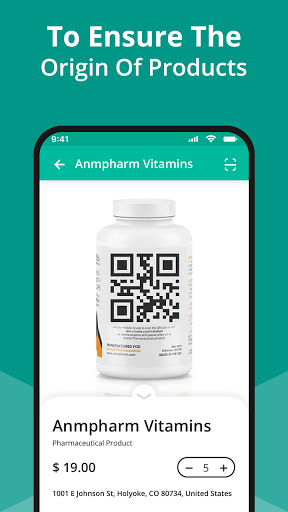 QR Code Scanner App - Barcode Scanner & QR reader android2mod screenshots 8