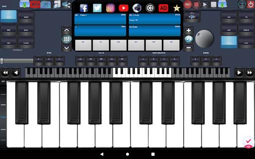 Arranger Keyboard apktram screenshots 9
