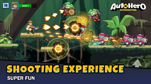 Auto Hero: Auto-fire platformer  screenshots 1
