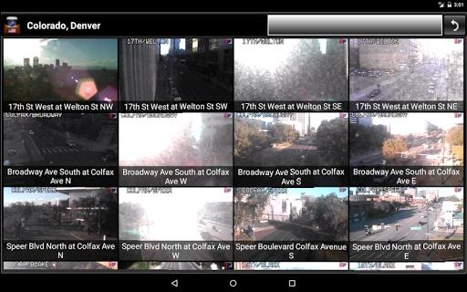 Cameras US - Traffic cams USA 8.6.2 screenshots 13