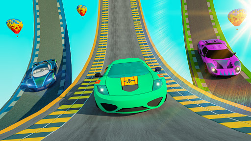 Superhero Mega Ramps: GT Racing Car Stunts Game 1.15 Screenshots 5