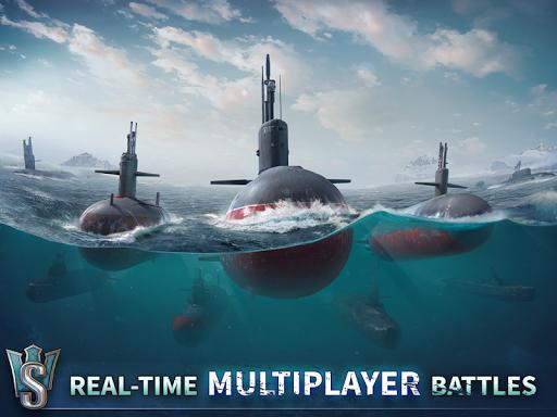 WORLD of SUBMARINES: Navy Warships Battle Wargame Apkfinish screenshots 12