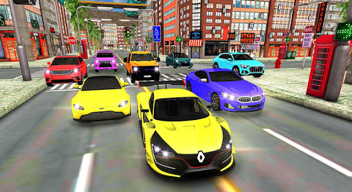 City GT Racing Car Stunts 3D Free - Top Car Racing 1.0 screenshots 7