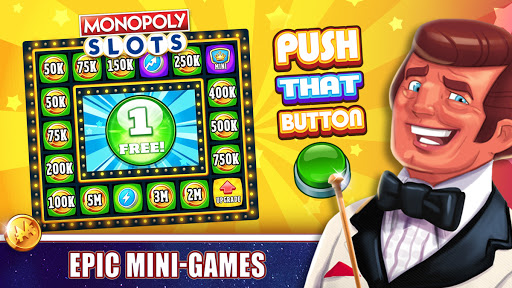 MONOPOLY Slots - Slot Machines  screenshots 15