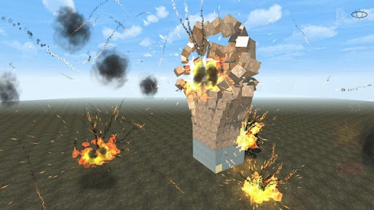 Block destruction simulator: cube For Pc (Windows And Mac) Download Now 1