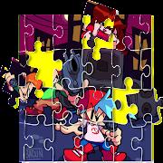 Jigsaw Puzzle Friday Night Funkin Fans