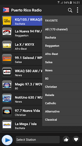 radio puerto rico - am fm online screenshot 2