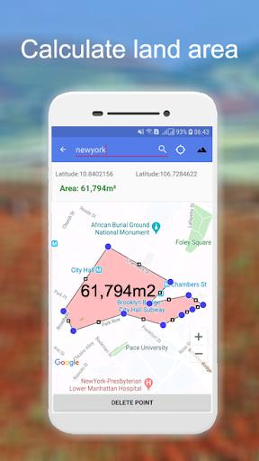 Distance And Area Measurement  Screenshots 1