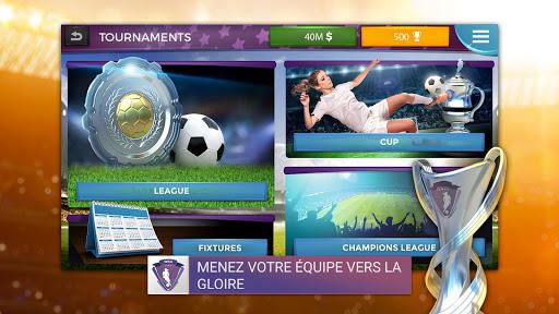 Code Triche Women's Soccer Manager (WSM) - Football Management mod apk screenshots 4