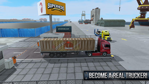 Truck Simulator 2017 2.0.0 screenshots 9