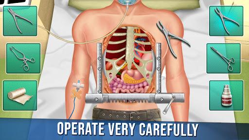 Open Heart Surgery New Games: Offline Doctor Games Apkfinish screenshots 8