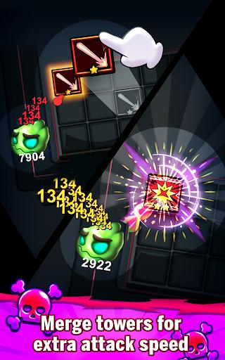 Merge Clash: TD Tower Defense Games  screenshots 13