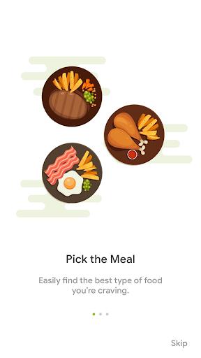 Foodmall - Template 0.0.4 Screenshots 1