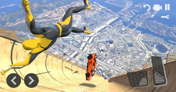 Superhero Car Stunts – Racing Car Games APK GAMEPLAY MOD HACK DOWNLOAD LATEST ***NEW 2021*** 1