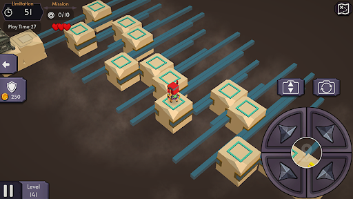 IndiBoy - A treasure hunter Dungeon Quest Apkfinish screenshots 6