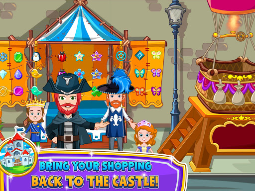 My Little Princess: Shops & Stores doll house Game  screenshots 9