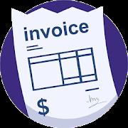 Simple invoice maker, Estimate & Quote Billdu
