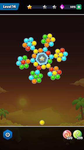 Bubble Crush Saga - Spinner Shooting Game 1.2 screenshots 1
