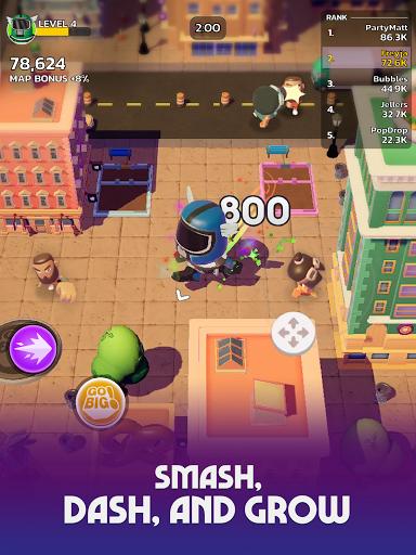 Go Big! - Smash Dash & Grow Battle Royale Game screenshots 19