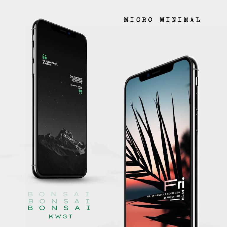 Bonsai KWGT  poster 0