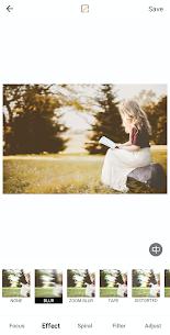 Auto Blur Background Photo Editor Glitch BG Neon Apk app for Android 3