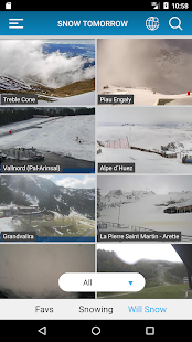Snow reports and Webcams