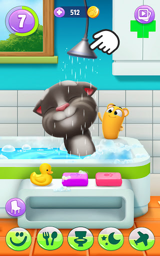 My Talking Tom 2 goodtube screenshots 10