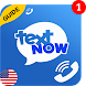All TextNow - Call & SMS free US Number Guide