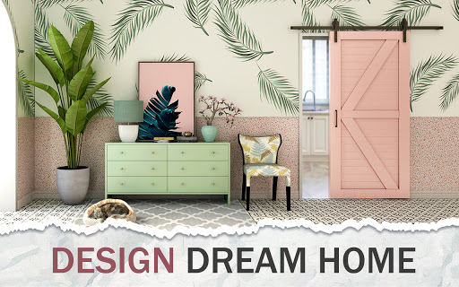 Dream Home: Design & Makeover apkslow screenshots 8