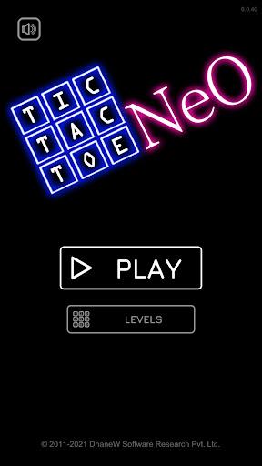 Tic Tac Toe NeO (145 Levels) 6.0.40 screenshots 2