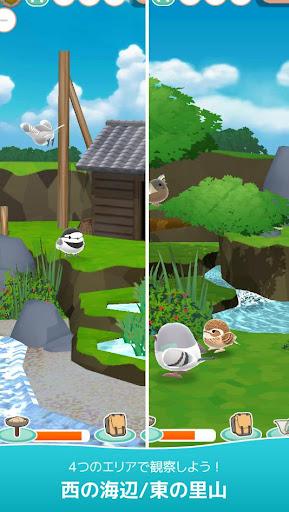 Télécharger とりおっち2 -モフモフな小鳥を集めよう!- mod apk screenshots 1