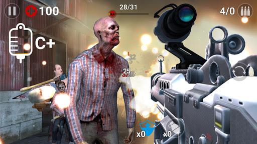 Gun Trigger Zombie apktreat screenshots 2
