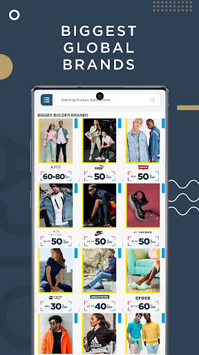 AJIO Online Shopping - Handpicked Curated Fashion 6.10.1 screenshots 1