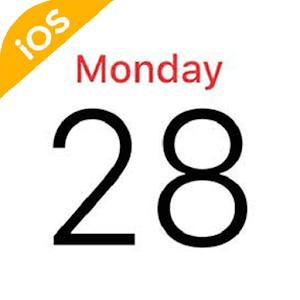 iCalendar Calendar iOS style 1.0.3 by NHStudio logo