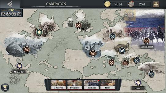 European War 6:1914 MOD APK 1.3.24 (Unlimited Money) 11