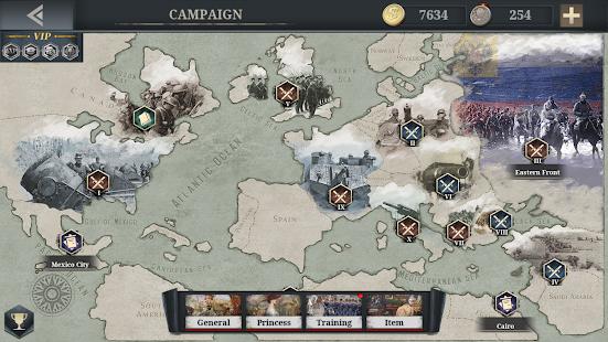 European War 6:1914 - WW1 Strategy Game 1.3.26 Screenshots 11