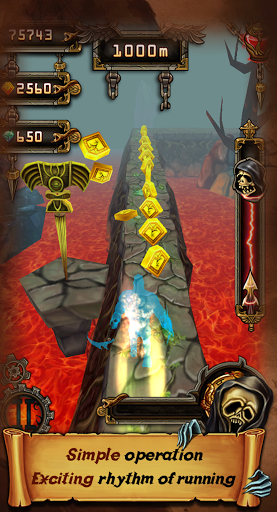 Temple Crazy Run:Classic & Lava 1.3.2 screenshots 2