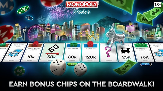 MONOPOLY Poker – The Official Texas Holdem Online Apk Download NEW 2021 2