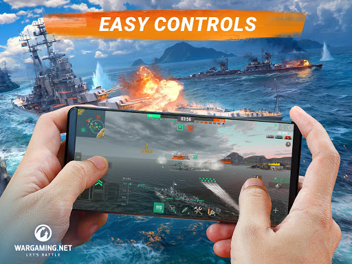World of Warships Blitz: Gunship Action War Game 3.5.0 screenshots 7