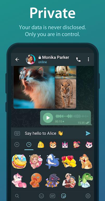 Telegram Mod Lite Latest 2021 poster 3