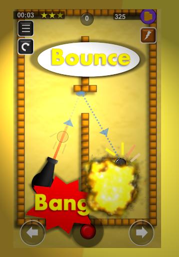 Download Bounce N Bang - Premium Version - Bounce off game mod apk