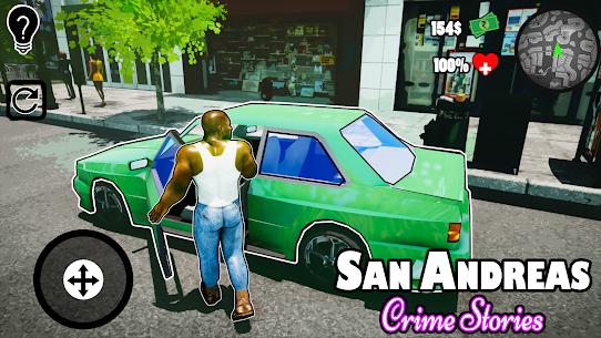 Free San Andreas Crime Stories Apk Download 2021 4