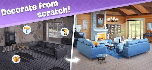Merge Design: home makeover 1.1.1 screenshots 2