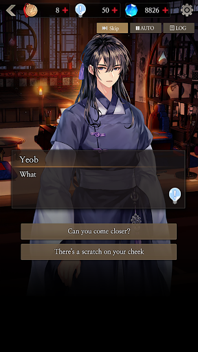 Time Of The Dead : Fantasy Romance Thriller Otome 1.1.0 screenshots 8