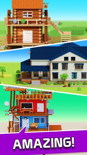 Build Heroes:Idle Family Adventure  screenshots 4