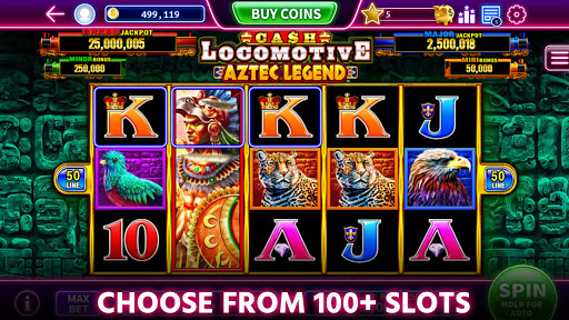 Mystic Slots® - Play Slots & Casino Games for Free  screenshots 1