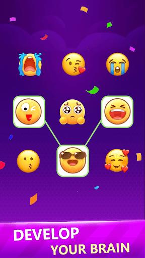 Emoji Match Puzzle - Connect to Matching Emoji  screenshots 6