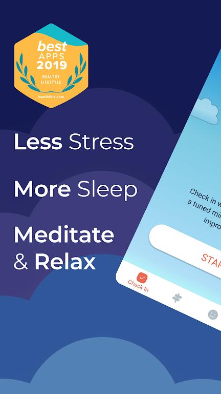 MyLife Meditation: Meditate, Relax & Sleep Better  poster 0