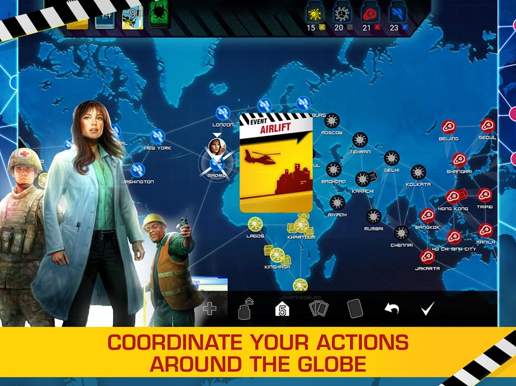 Pandemic: The Board Game  poster 16